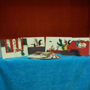 مجموعه کارت پستال های شاهنامه