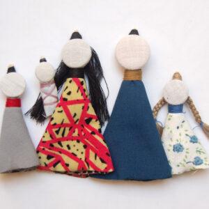 گوکو - عروسک مردم ساخت