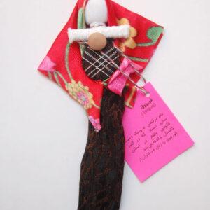 قورچوق - عروسک مردم ساخت