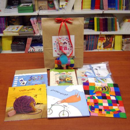 نوروزانهی کتاب هدهد - بسته ی ویژه ی ۳ تا ۶ سال (۳)