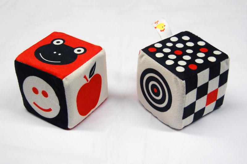 مکعب های تصویری