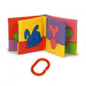 کتاب پارچهای نینی کوچولو - حیوانات خانگی