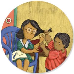 کتاب با موضوع دعوای کودکان