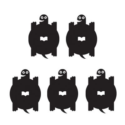 کتاب هایی که 5 لاک پشت پرنده دارند