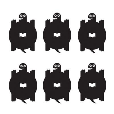 کتاب هایی که 6 لاک پشت پرنده دارند