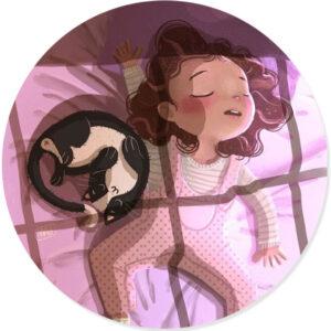 کتاب با موضوع مشکلات خواب کودک