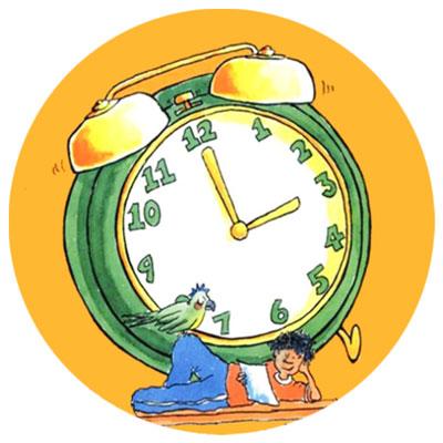آموزش ساعت