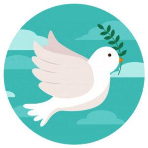 جنگ/ صلح/ نژادپرستی/ آزادی