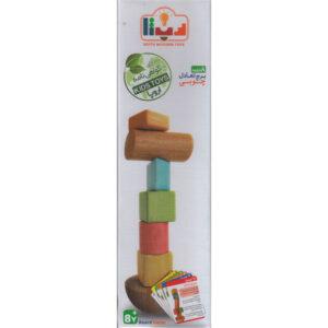 بازی برج تعادل چوبی