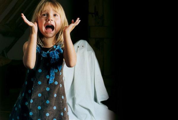 عمده ترسهای کودکان در سنین مختلف