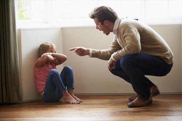 ریشههای ترس در کودکان