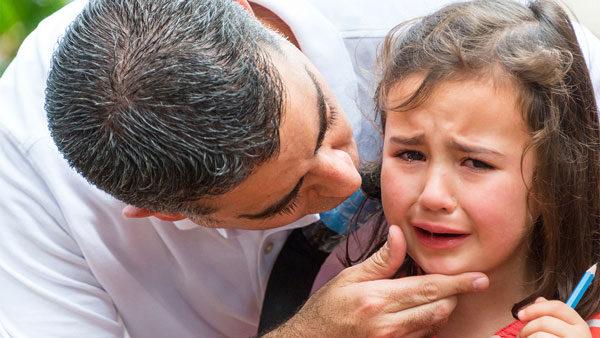 آثار ترسهای غیرطبیعی در کودکان
