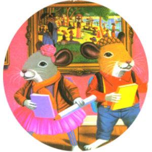موش-کتابخانه