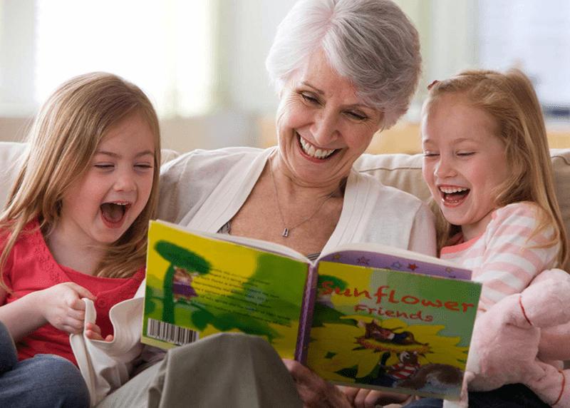 ضرورت خواندن کتاب های طنز برای کودکان