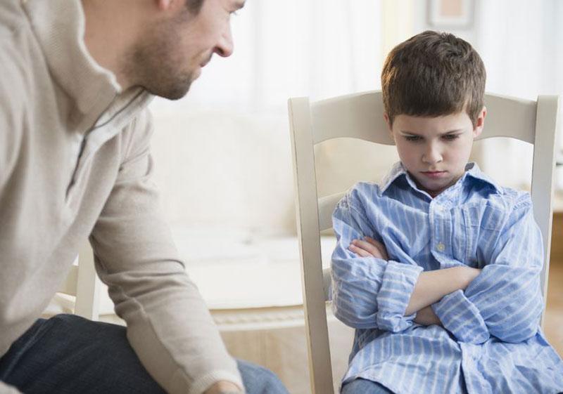 والدین چه نقشی در کنترل خشم کودکان دارند؟