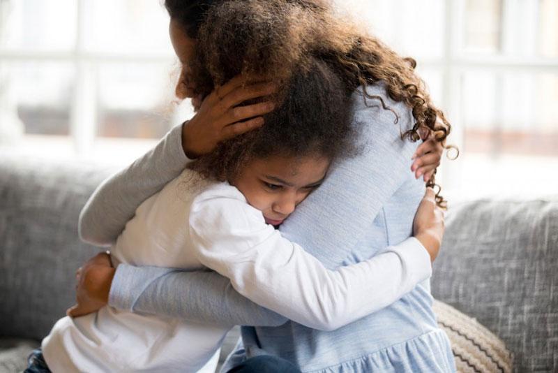 استرس در دوران کودکی