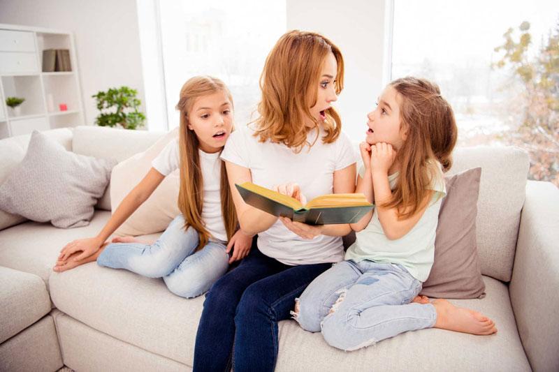 چرا خواندن داستان های ترسناک برای کودکان اهمیت دارد؟