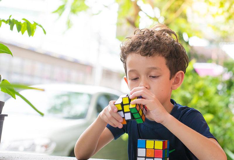 اهمیت پرورش مهارت حل مساله در کودکان