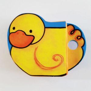 شالاپ شلوپ، یه اردک