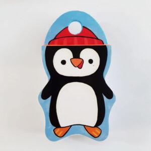 سُر میخوره پنگوئن!
