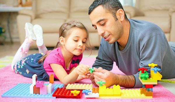 نقش والدین در غلبه بر استرس در کودکان