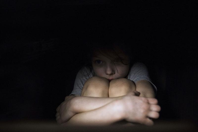 انواع ترس های کودکان در سنین مختلف