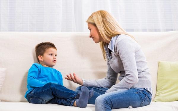صحبت کردن با کودک درباره طلاق